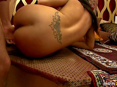 Clip porno in HD Eva Angelina Superlatively Good Anal