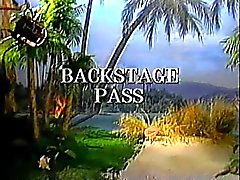 Backstage Pass - 1983