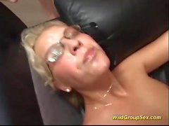german gal in a wild groupsex orgy