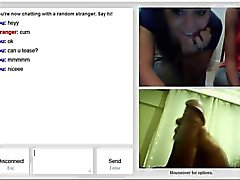 Omegle Girls Flashing Boobs