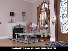 DaughterSwap - Slutty Daughters Busted For Taking Nudes