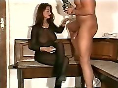 Veronica Zemanova handjob video