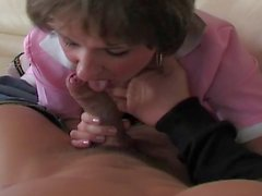 Fucking russian, mature maid