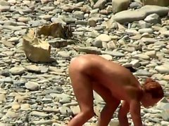 Awesome nude beach babes compilation