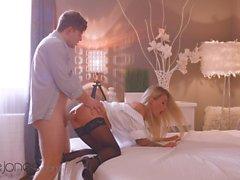 Leidenschaftlicher Sex Hotelzimmer