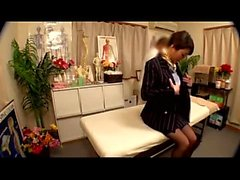 Lecher Sensual japanese Doctor's Massage...F70