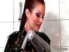 Perfect brunette honey Aria Giovanni part3