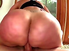 Fat Latina Ass Destiny Anal Pounding