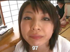Kana Ohori swallows 125 loads