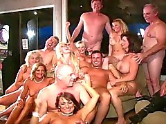Allstar Pornstar House Party #1 - Pornstars And Centerfolds