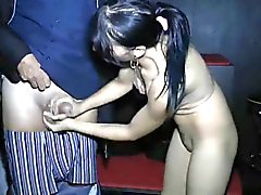 Adult Cinema Wife jerks off-all cum