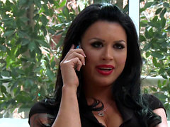 Eva Angelina Mick Blue - Il a le contact