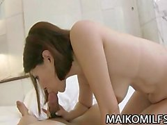 Norie Takahata: Sweet Oriental Wife Loves Toys And Hard Cock