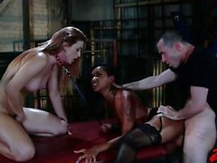 Karlie Montana Skin Diamond vs One Big Dick