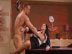 India Summer is in a scene with some hot sucking and fucking