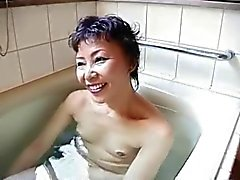 great asian granny