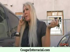 Is nice to fuck a nasty cougar 7