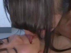 Japanische Mädchen küssen 3 Film 240