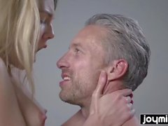 joymii hot blonde alecia fox gets covered in cum after her massage