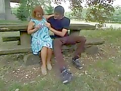 German Mature Enjoys It In Pussy & Ass