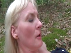 xhamster 1555513 busty german mature fucked in the woods