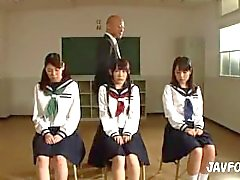 Student Council of Pretty Deep Throat Slaves (part1)
