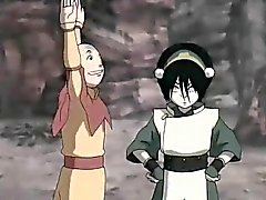 Avatar Porn - Toph training
