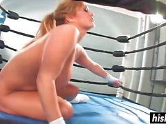 Shyla Stylez enjoys a raging boner