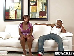 Luscious Carla Chillz ass riding BBC and blowjob