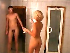 Mature Russian Fucked By A Younger Guy