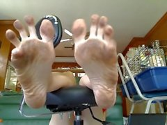 Mistress Stormy's Dirty Size 13 Soles 1