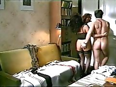 Hot threesome with 2 lovely european porn stars