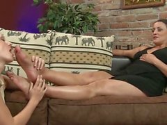 mature sasha sexy feet worship