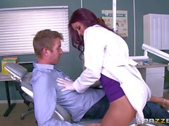 Monique Alexander blowjob her patient