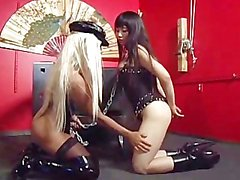 Sex Slaves In Bondage - Scene 1