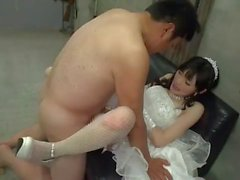 Cute Daddy enjoying Blowjob