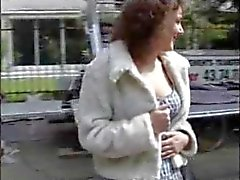 mother and not her daughter masturbating in public places