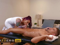 Dirty Masseur - Monique Alexander Xander Corvus