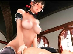 Super Naughty Maid 2 - Scene 4.2