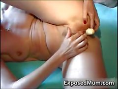 Mom has sex with two younger guys part3