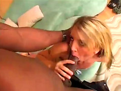 POV hardcore interracial blowjob