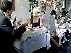 Restaurant full of German perverts