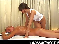 Natural masseuse full service