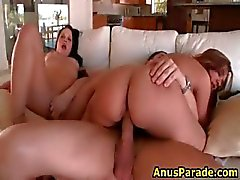 Alex Casio gets to fuck two amazing big