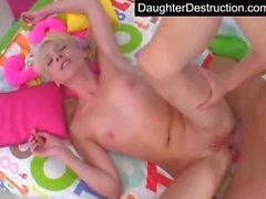 Latin daughter pounded good