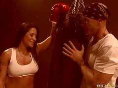 Jenaveve Jolie Gets Drilled