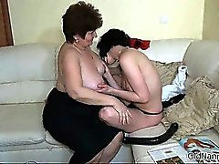 Nasty mature slut goes crazy sucking part6