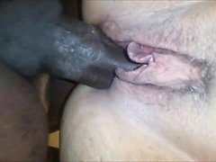 Wife Gets Fucked by her First Black Dick