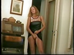 Italian Wife Masturbating for Husband Private Movie