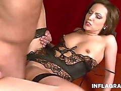 German Tiny Milf secretary
